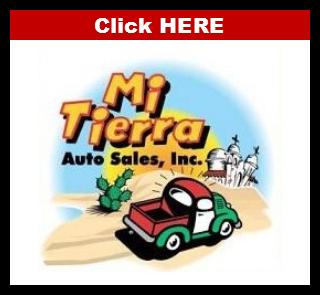 Mi Tierra Auto Sales Inc Used Bhph Cars Houston Tx Bad Credit